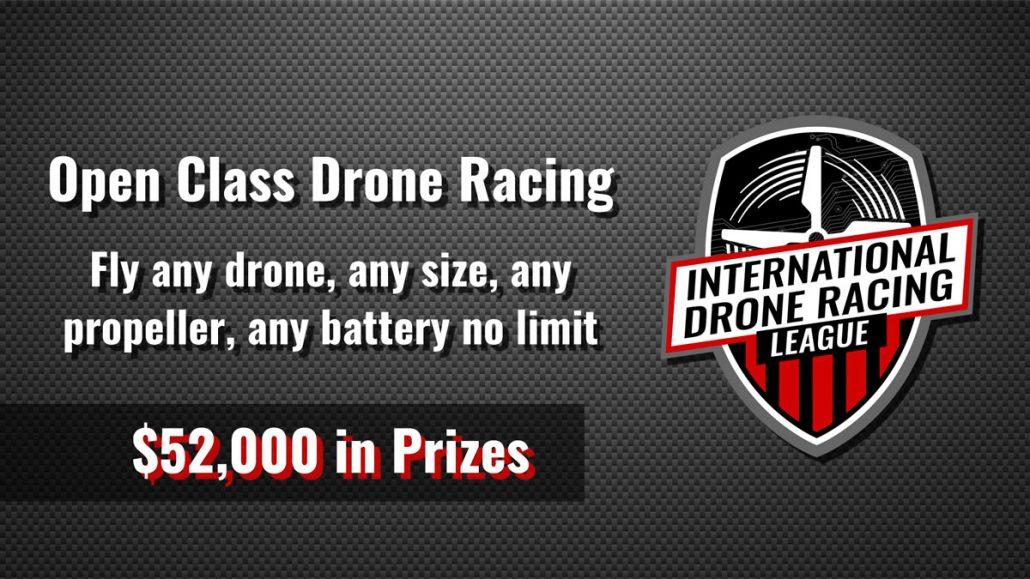 Open Class Drone Racing Atlantic City IDRLC