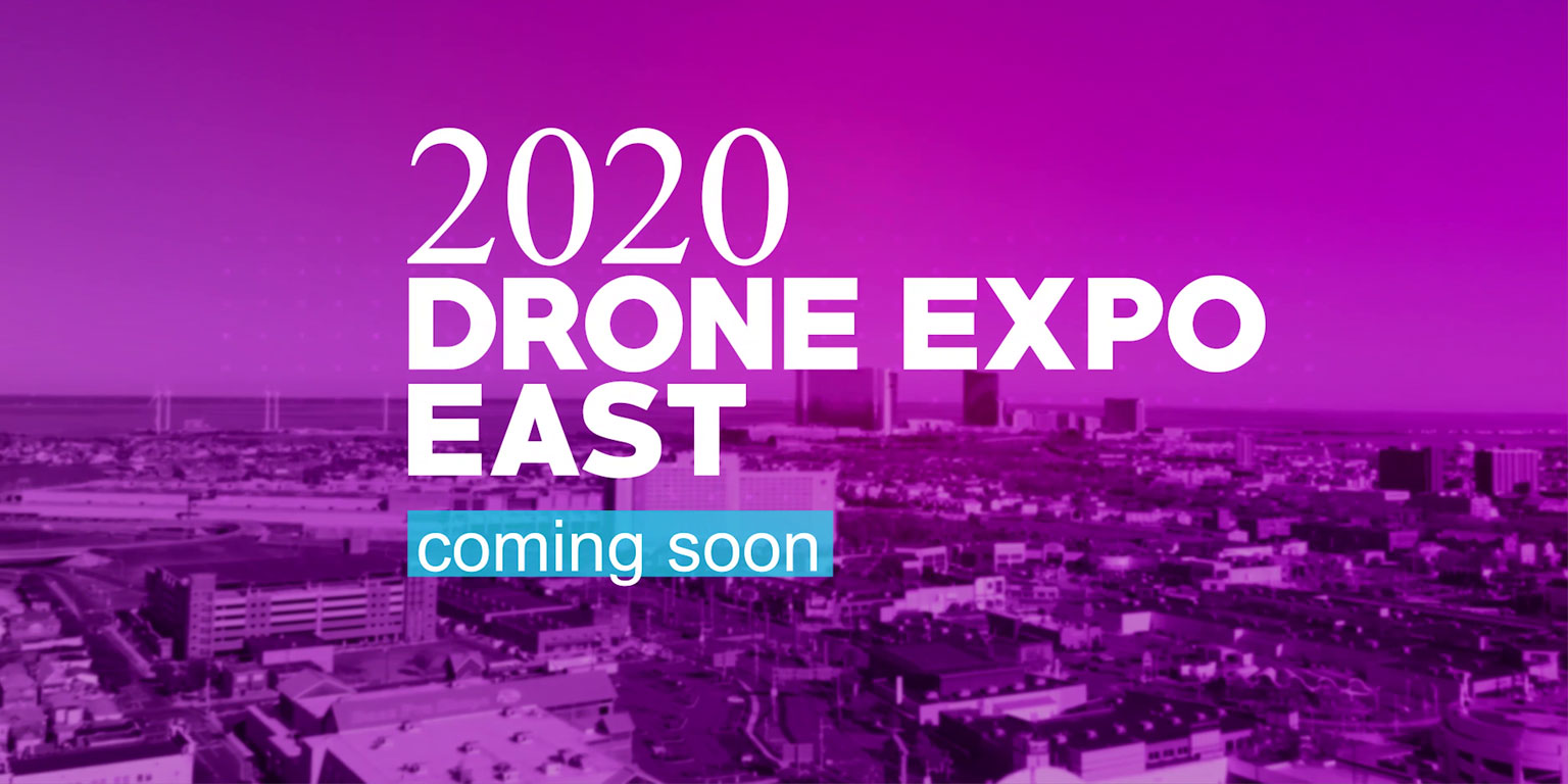 Drone Expo East 2020