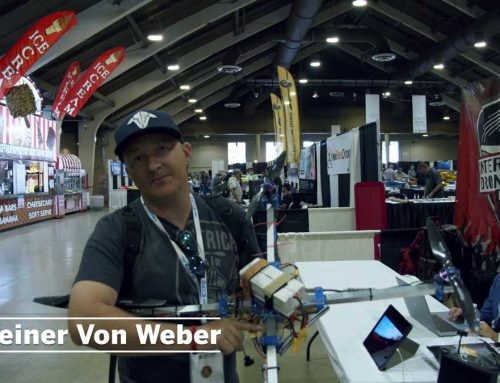 Reiner Von Weber of Team Vondrone gives us a breakdown of his X-Class setup at AMA Expo West.